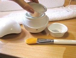 Warm Wax Therapy Treatment