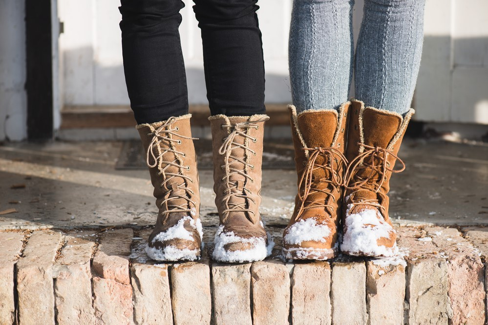 Keeping your feet warm & healthy this winter